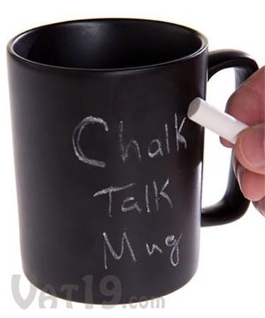 La taza pizarra