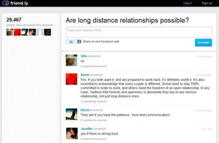 Facebook compra la empresa propietaria de Friend.ly, un conocido servicio de preguntas y respuestas