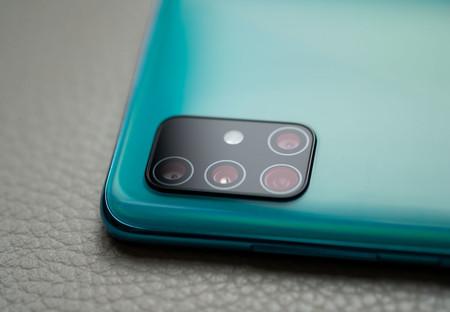 Galaxy A51 Cam