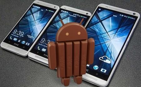 Los planes de actualización de HTC a Android 4.4 para HTC One, One mini y Max al descubierto