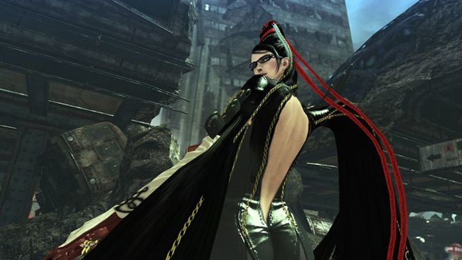 Bayonetta - Anarchy Reigns