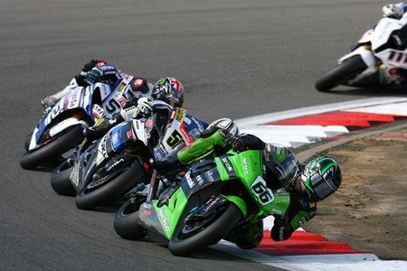 Tom Sykes en Alemania 2010