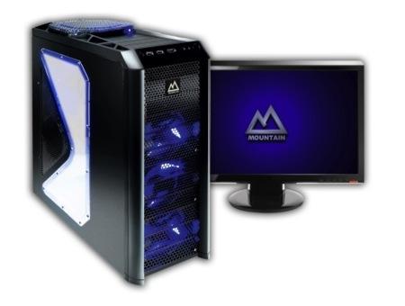 Mountain GTM 900, máxima potencia pensada en el usuario gamer y exigente