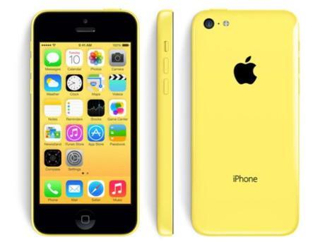 El iPhone 5C de 8 GB llega a España. Su precio, 549 euros