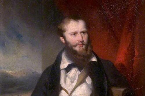 El viajero ciego que recorrió el mundo en el siglo XIX y escribió libros de viajes transmitiendo los lugares con cuatro sentidos