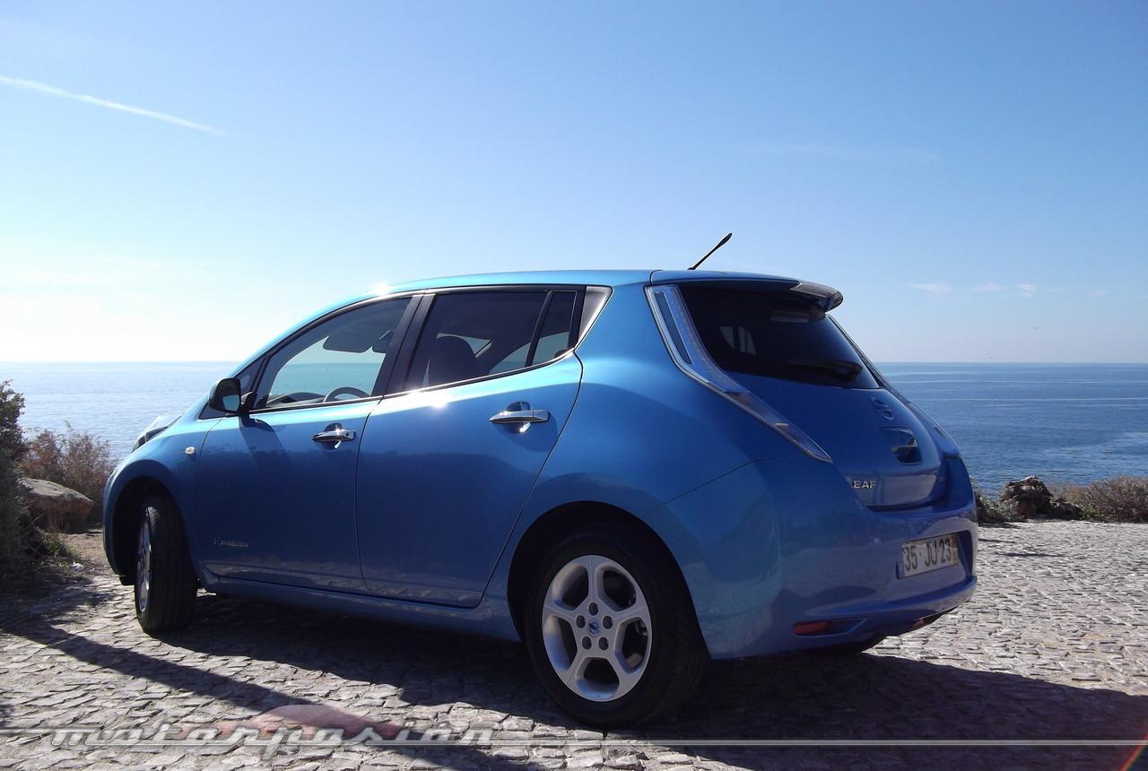 Foto de Nissan Leaf (presentación) (11/58)