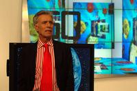 Jesús Hermida se lleva el Premio Nacional de Televisión 2012