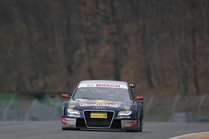 Winkelhock y Audi dominan en Mugello