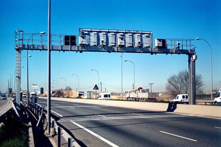 Más el 60 % de las multas de tráfico en 2020 fueron de exceso de velocidad