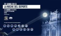 Running para apoyar la candidatura olímpica de Madrid 2020 en La Noche del Deporte