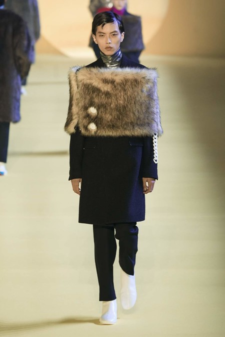 Raf Simons Fall Winter 2020 Paris Fashion Week 14