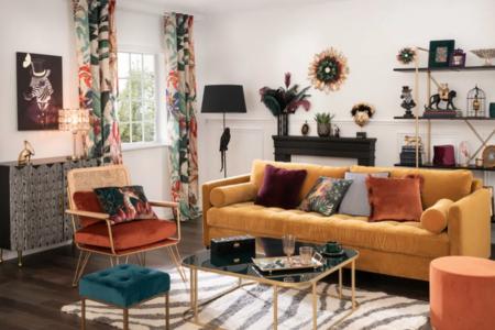 Los colores del otoño en casa con estos 11 complementos deco de las novedades de Maisons du Monde