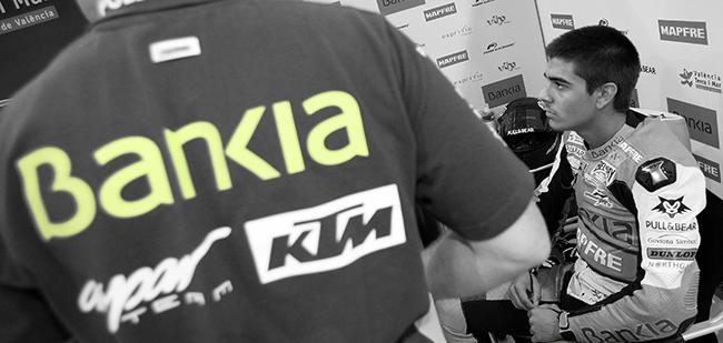 Bankia en Moto3