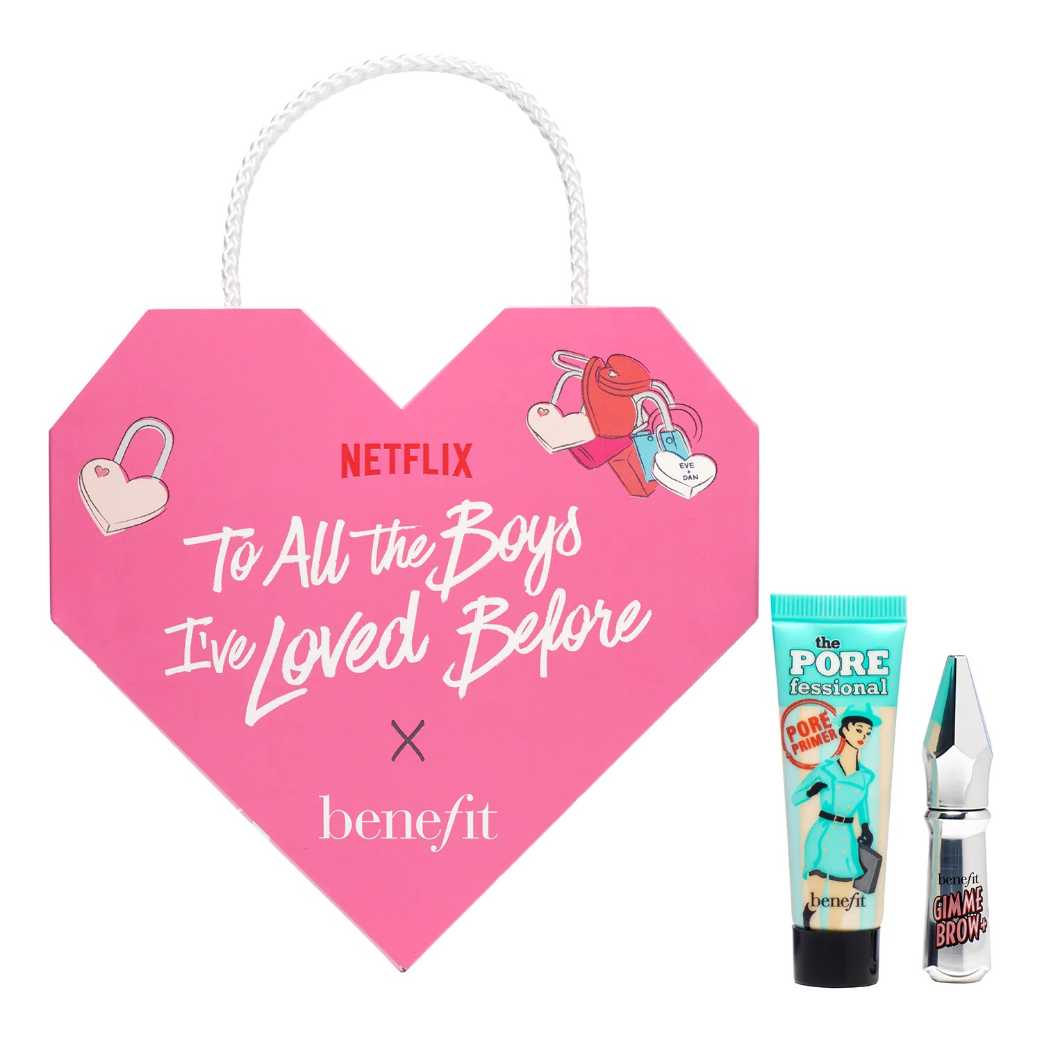 To All The Boys I've Loved Before, Set Maquillaje de Benefit x Netflix.
