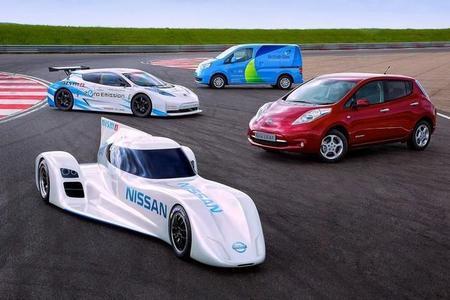 Nissan confirma la incorporación de más eléctricos y todos con recarga inalámbrica