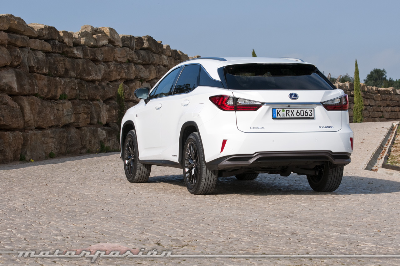 Foto de Lexus RX 450h, toma de contacto (9/28)