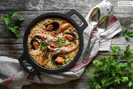 Así es la receta del legendario arroz a la cazuela de la madre de Joan Roca