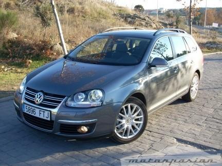 Prueba: Volkswagen Golf Variant (parte 2)