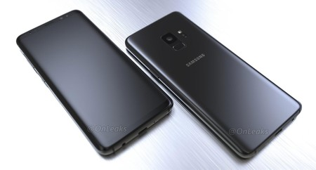Samsung Galaxy S9 Diseno Renders 2