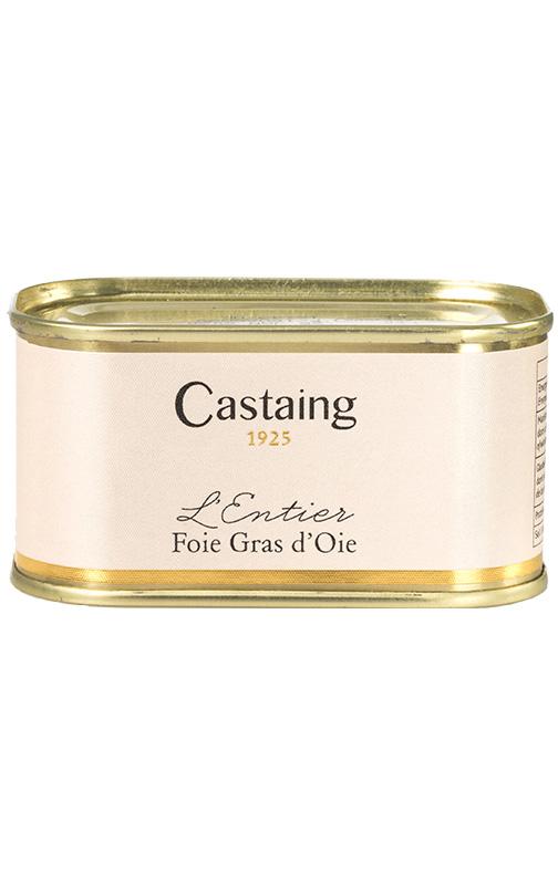 L'Entier Foie Gras de Oca de Castaing