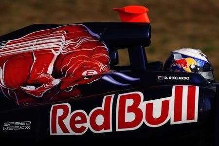 Toro Rosso usará los motores Renault en el 2014