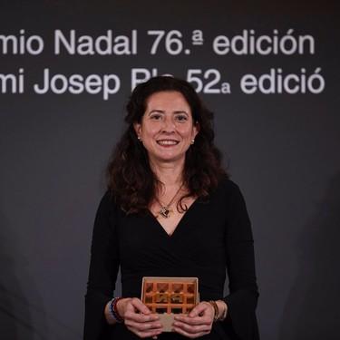 Ana Merino gana el Premio Nadal con la novela 'El mapa de los afectos', un bello alegato a la bondad que llegará a las librerías en febrero
