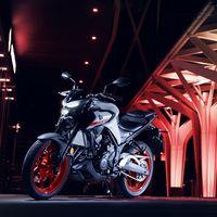 La nueva Yamaha MT-03 se vuelve aún más agresiva pero con los mismos 42 CV para el carnet A2