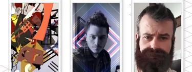 Cómo utilizar los nuevos filtros que reaccionan a la música en Instagram