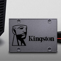 Oferta Flash: disco duro SSD Kingston A400, de 120GB, por sólo 33 euros y envío gratis