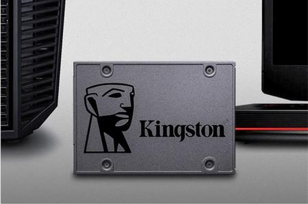Oferta Flash: disco duro SSD Kingston A400, de 120GB, por sólo 33 euros y envío gratis