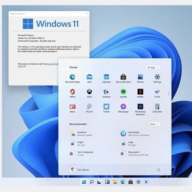 Se filtra Windows 11: así es el menú Inicio, Explorador de archivos y más del supuesto sucesor de Windows 10