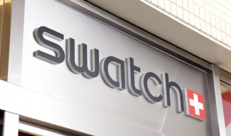 """El reloj """"inteligente"""" de Swatch llegará en primavera"""