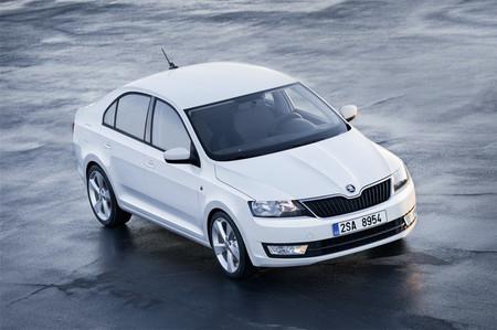 Škoda Rapid, primeras imágenes oficiales