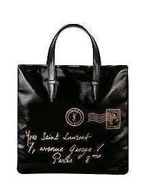 El bolso y complementos Y-mail, carta a Yves Saint Laurent