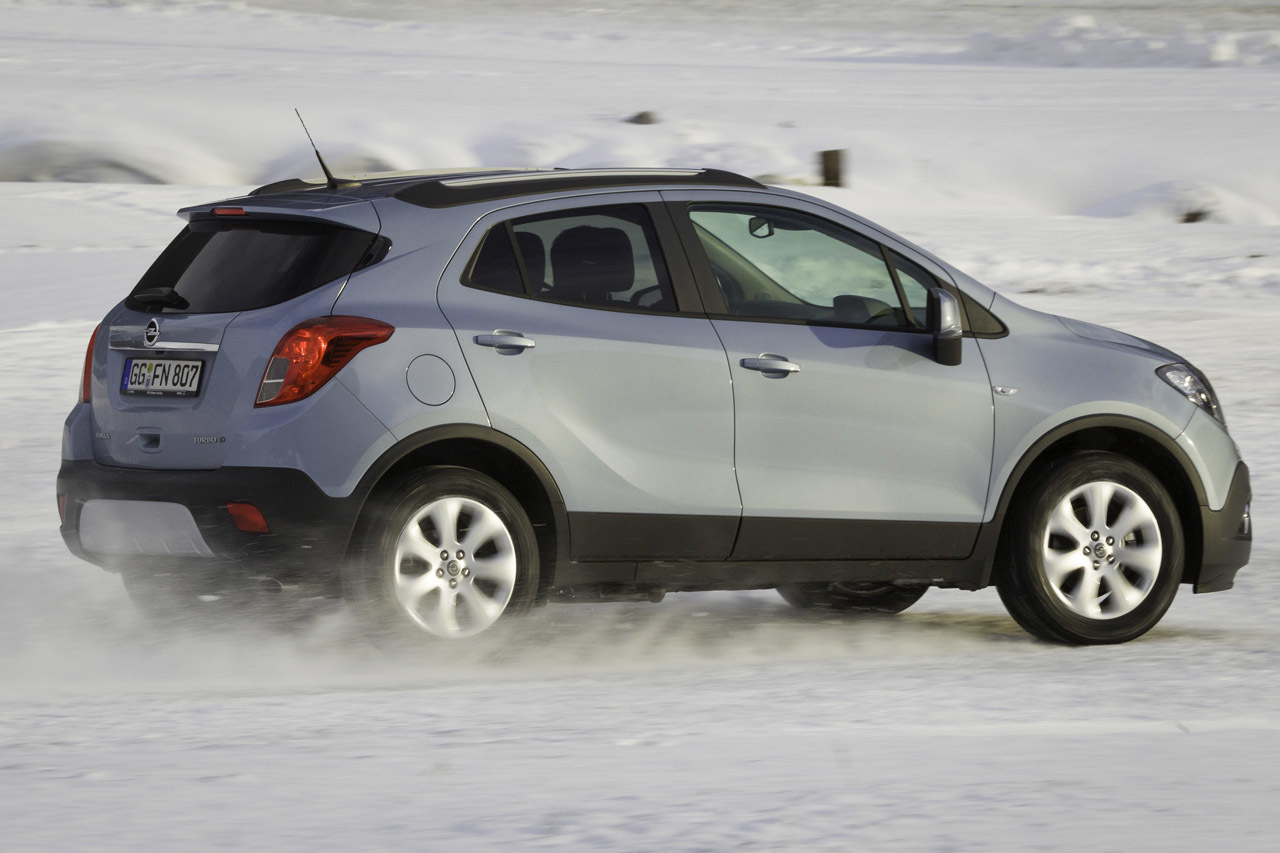 Foto de Opel Winter 4x4 (oficial) (12/39)