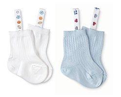 Cómo elegir los calcetines del bebé
