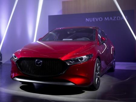 El revolucionario motor Skyactiv-X del Mazda3 2019 se estrenará en junio con un sistema mild-hybrid de 24V
