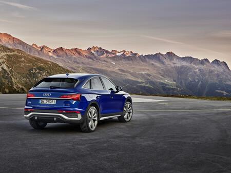 Audi Q5 Sportback precios versiones y equipamiento en México 5