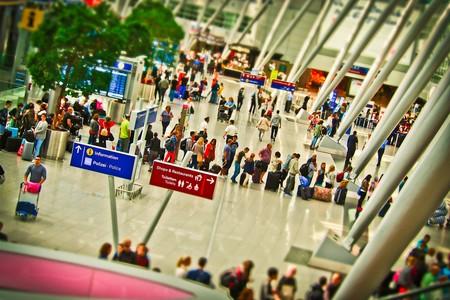 Estos son los aeropuertos más concurridos del mundo