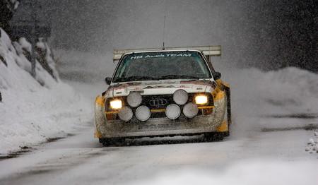 Audi Sport quattro WRC