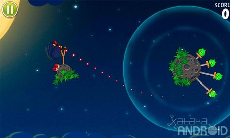 AngryBirds Space 2