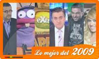 Lo mejor del 2009, entretenimiento