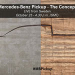 ¡Por fin! Mercedes-Benz presentará el prototipo de su pick-up este martes