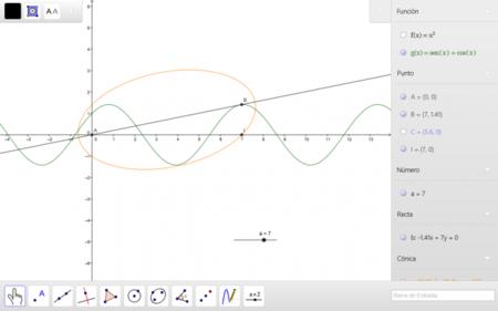GeoGebra para Windows 8, la mejor herramienta de geometría en modo táctil