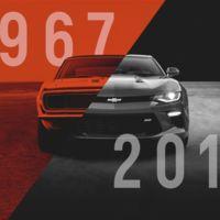 Chevrolet Camaro, un distinguido quincuagenario que ha evolucionado como los buenos vinos