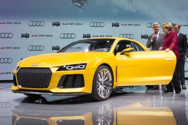 Foto de Audi Quattro Sport e-tron Concept (10/10)