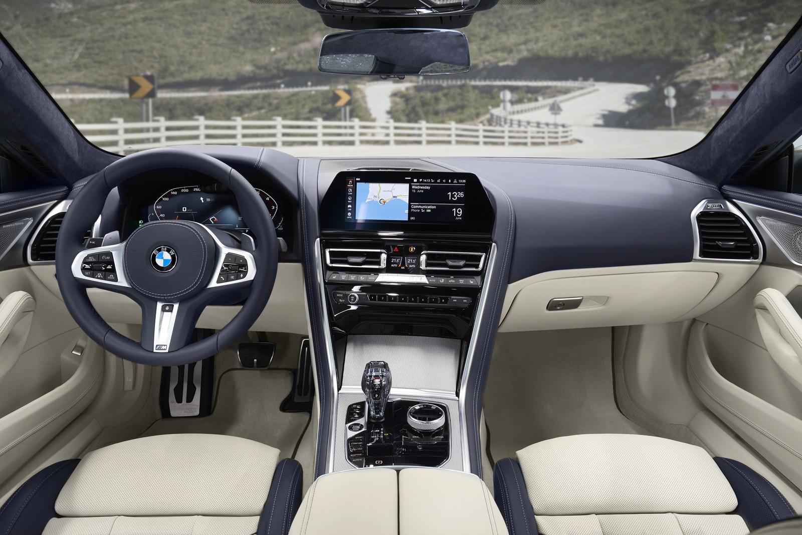 Foto de BMW Serie 8 Gran Coupé (presentación) (14/159)