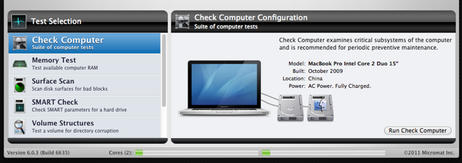 techTool Pro 6