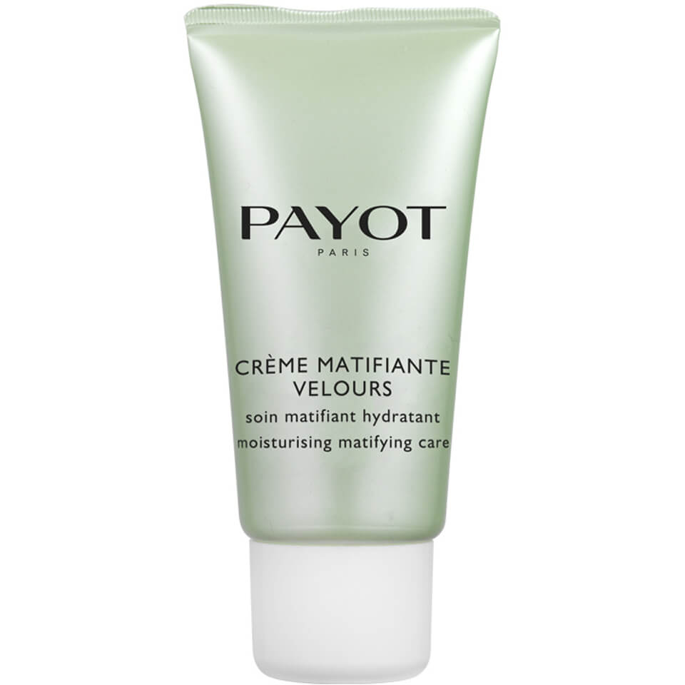 Crema hidratante matificante de Payot