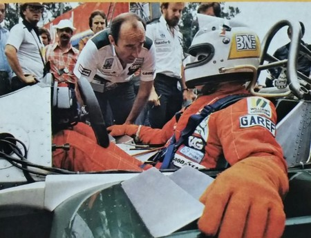 Reutemann Frank Williams F1 1981